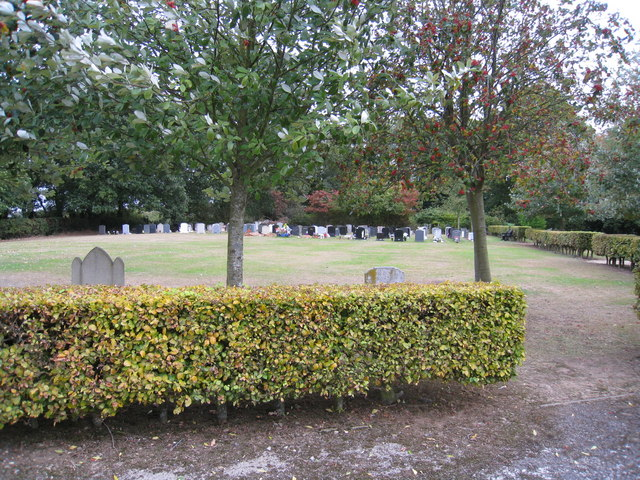 Old Basing cemetery