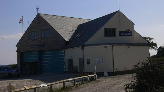Lifeboat Station on Hayling Island