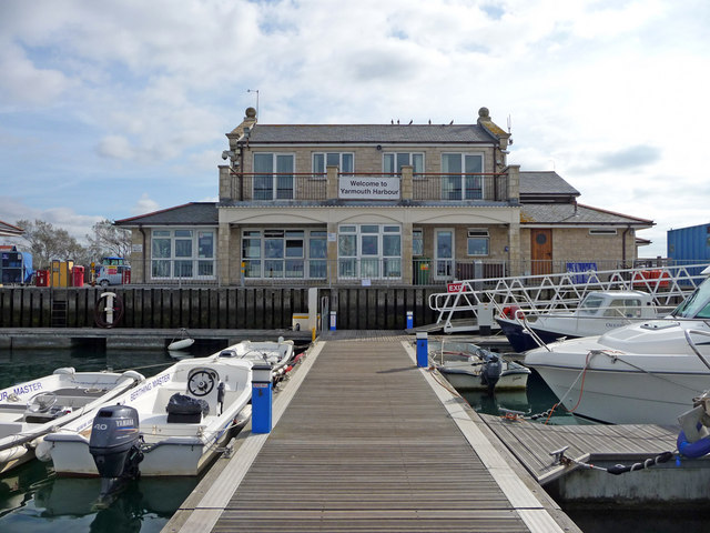 Harbour Office, Yarmouth, Isle of Wight