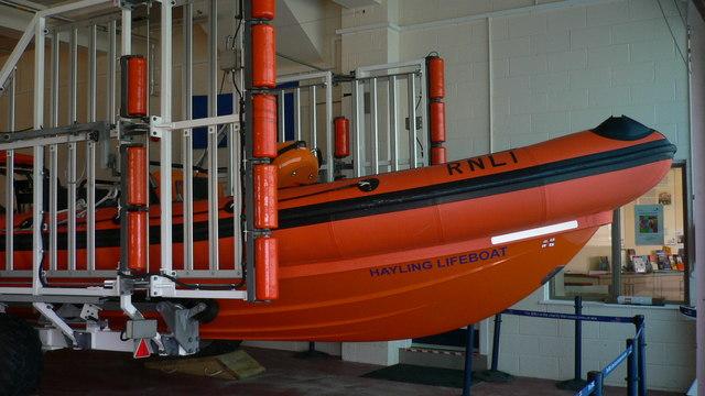 Hayling Lifeboat