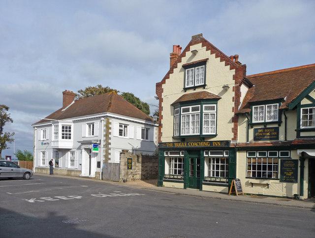 The Bugle Coaching Inn, Yarmouth, Isle of Wight