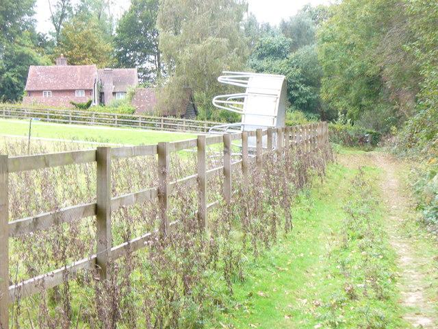 Near Frith Lodge