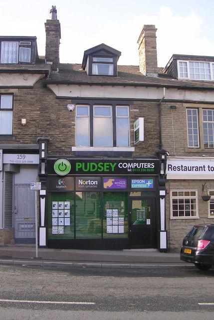 Pudsey Computers - Richardshaw Lane