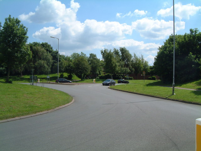 A View of one of the B5000 Traffic Islands  (11)