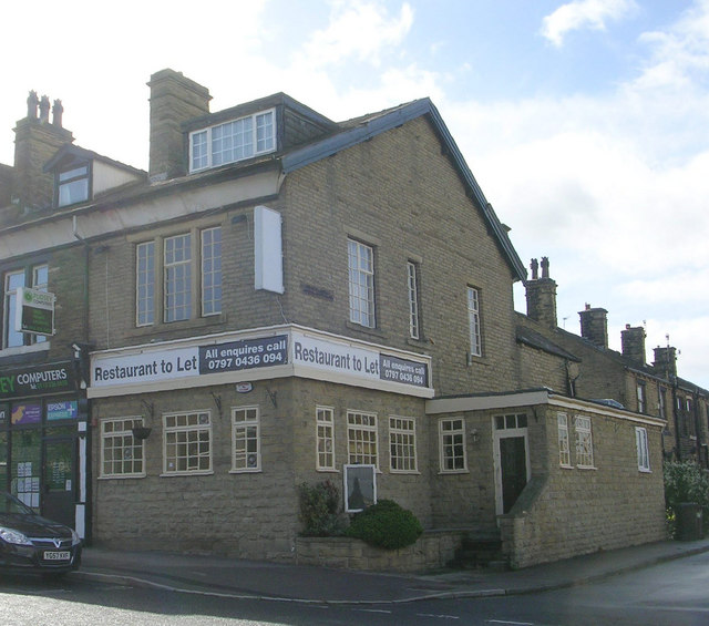 Former Restaurant - Richardshaw Lane