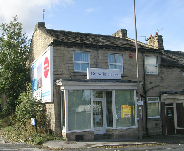 Granville House - Richardshaw Lane