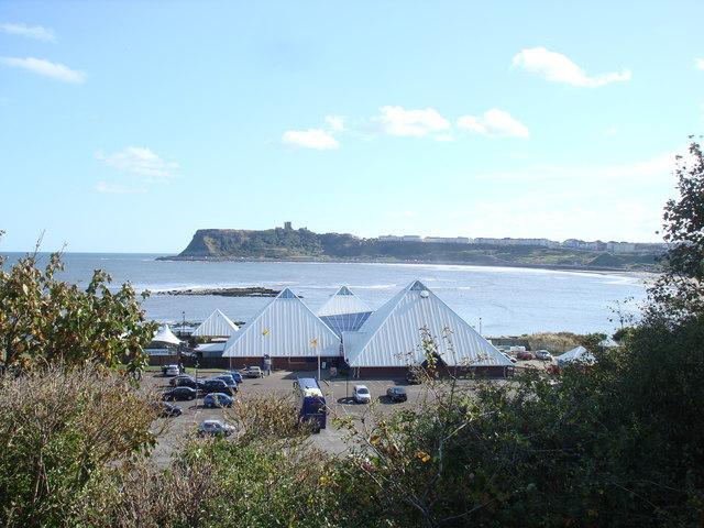 Sealife centre, Scarborough