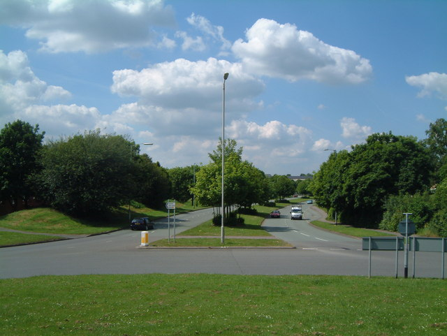 A View of one of the B5000 Traffic Islands  (12)