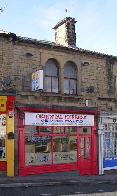 Oriental Express - Richardshaw Lane