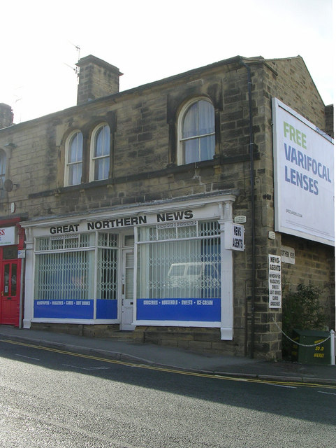 Great Northern News - Richardshaw Lane