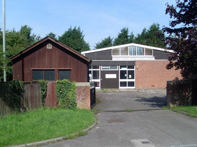 Watlington Telephone Exchange, Oxon