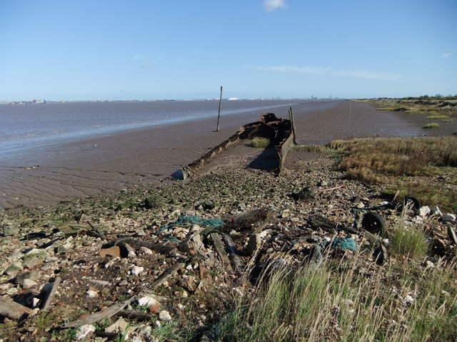 Humber Foreshore, New Holland