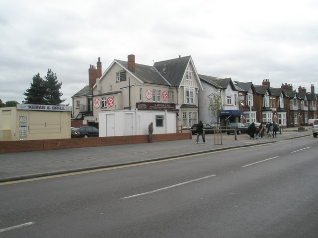 Funeral directors in South Road