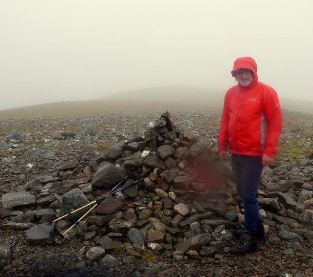 Bheinn Bheoil, Summit Cairn