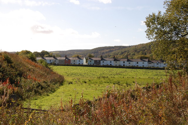 Esk Valley Cottages from the Rail trail