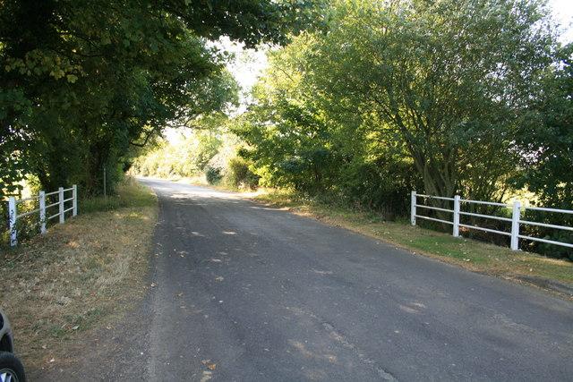 Bridge on the Filkins to Langford road