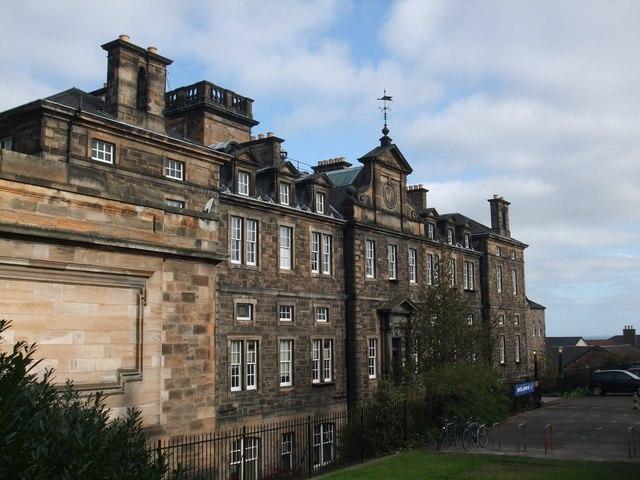 Institute of Geography, Edinburgh University