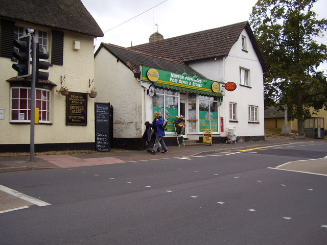 The Village Post office