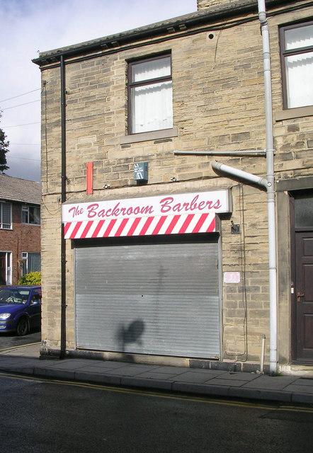 The Backroom Barbers - Sunfield