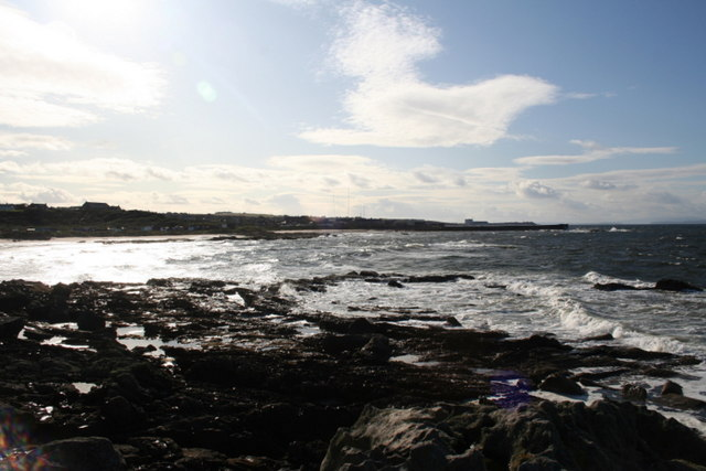 A westerly view from Daisy Rock