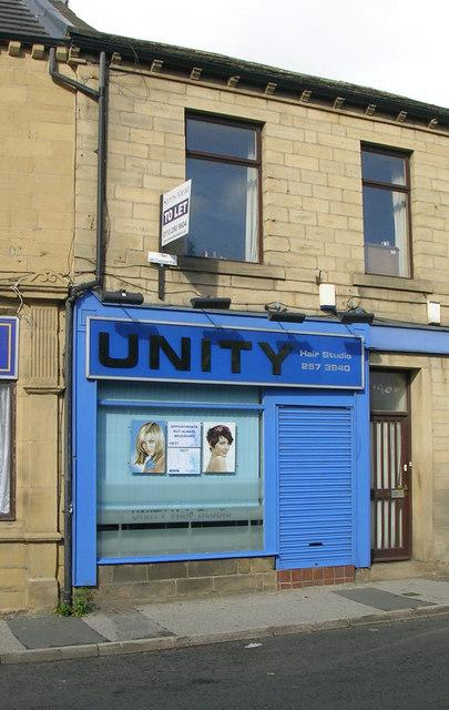 Unity Hair Studio - Town Street