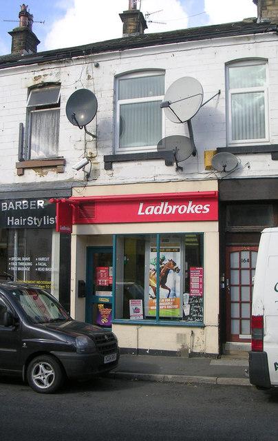 Ladbrokes - Town Street