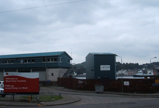 Welcome to Oban Ferry Terminal