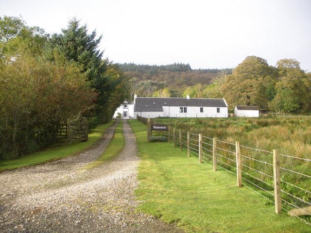 Rhubodach Farm