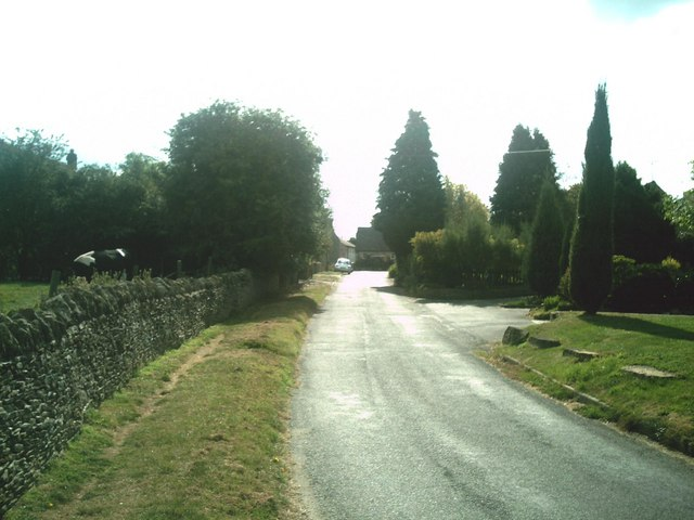 Road into Langford