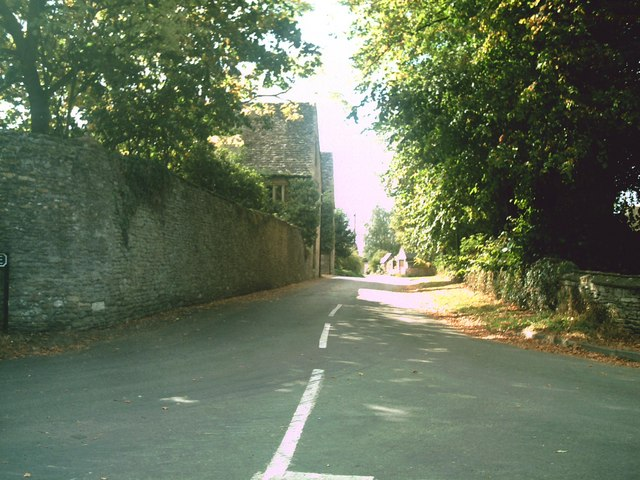 Church Lane, Langford