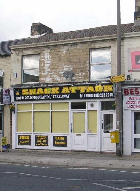 Snack Attack - Bradford Road