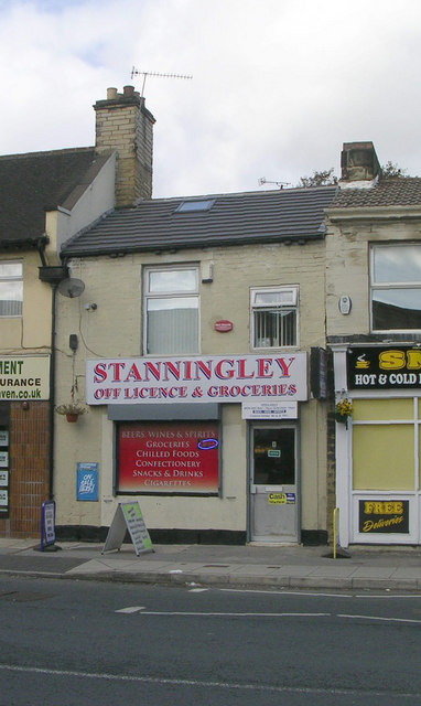 Stanningley Off Licence & Grocers - Bradford Road