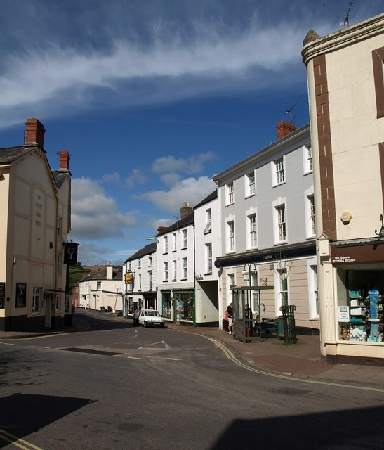 North Street, Wiveliscombe