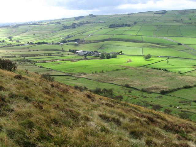 Towards Quarters Farm