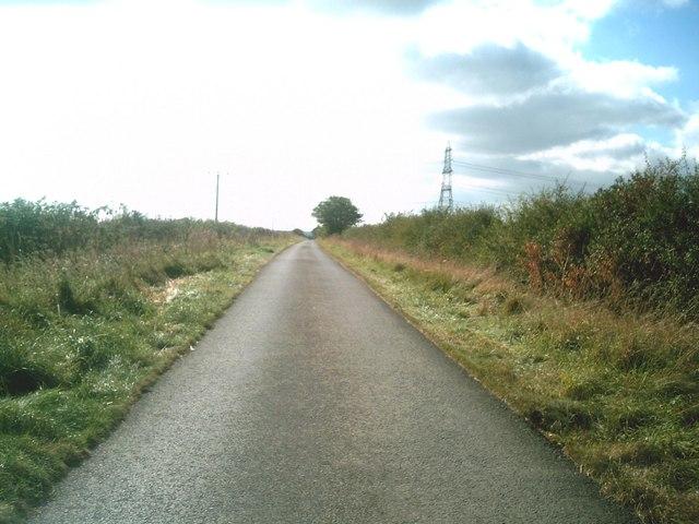 Road to Kelmscott
