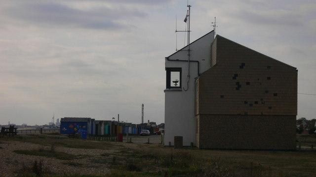 Coastguard Station on South Hayling