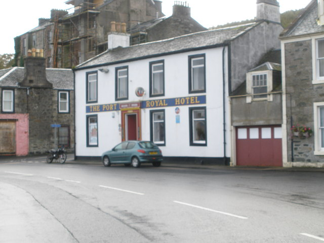 Hotel Port Bannatyne