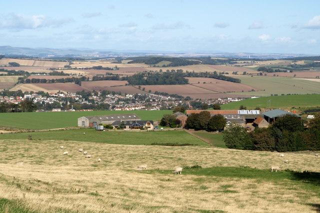 Hilltarvit Mains farm