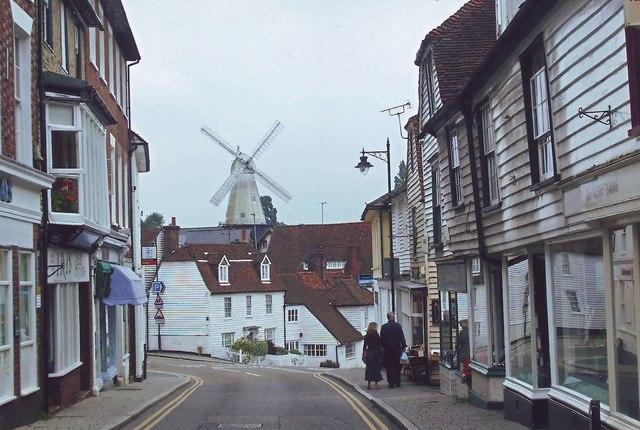 Stone Street, Cranbrook, Kent