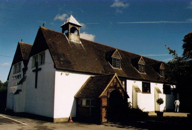 St Mary, Camberley