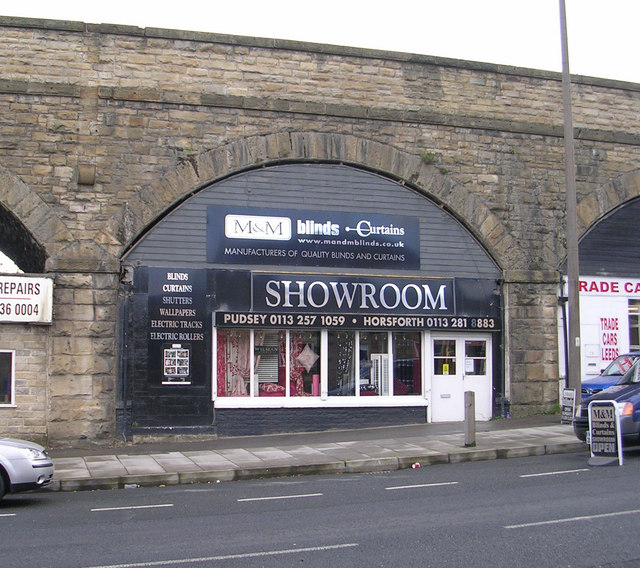 M & M Blinds & Curtains - Bradford Road