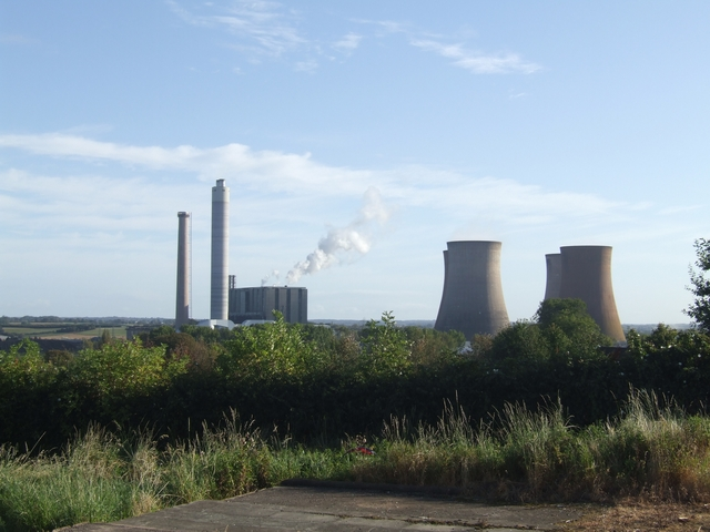 Rugeley 'B' Power Station