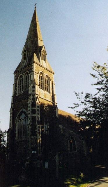 St Michael, Camberley