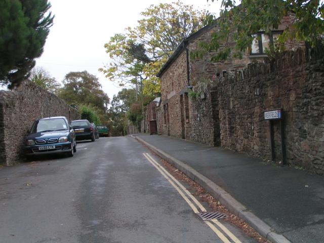 Weirfields, Totnes