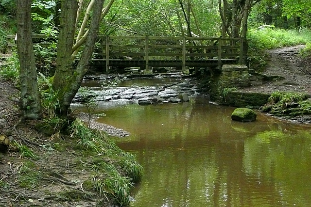 Bridge over Cawledge Burn