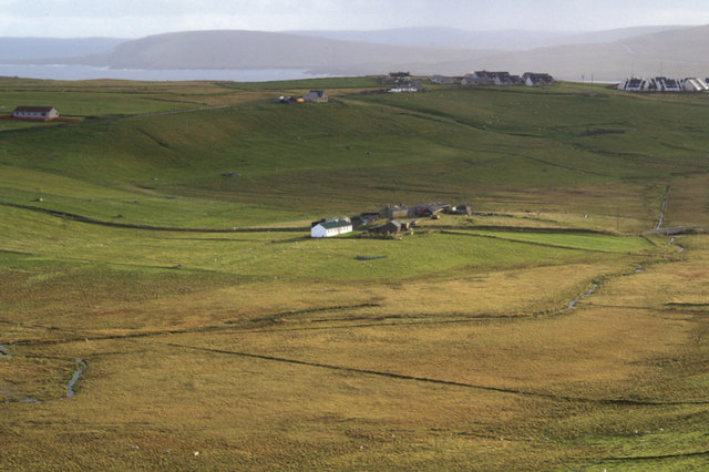 Norwick Meadows and Troal