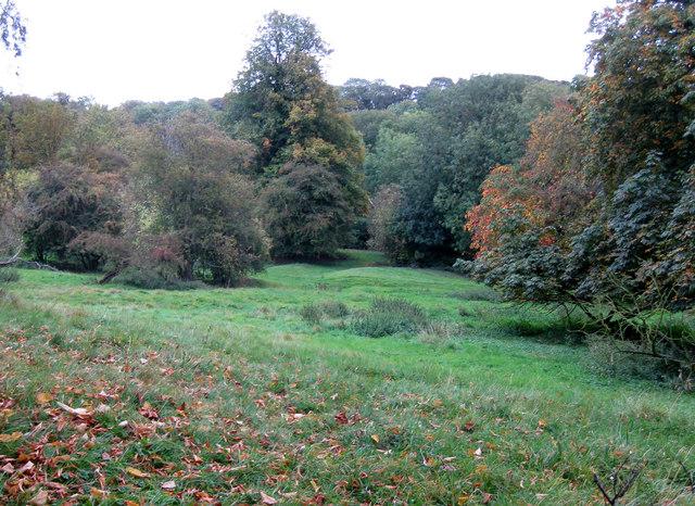 Bridleway towards North Farm