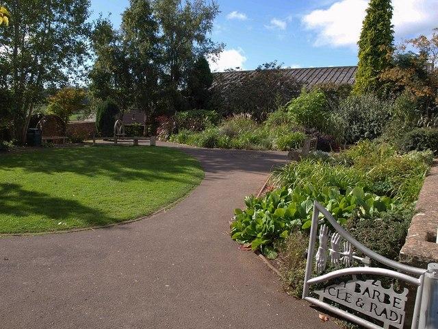 Jubilee Gardens, Wiveliscombe