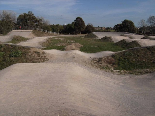 Alver Valley BMX  track (2)