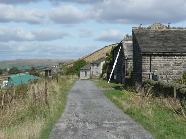 Mittons and Rough Head, Kilnshaw Lane, Erringden